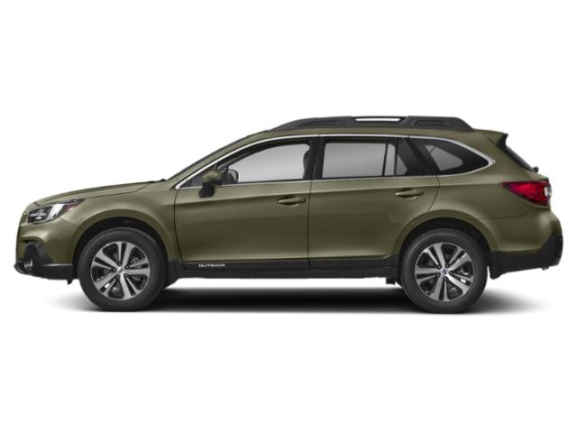 Wilderness Green Metallic 2018 Subaru Outback Pictures Outback 3.6R Limited photos side view