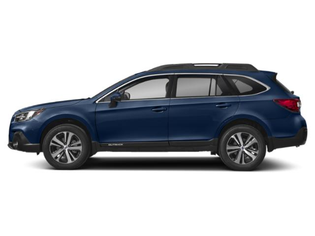 Heritage Blue Metallic 2018 Subaru Outback Pictures Outback 3.6R Limited photos side view