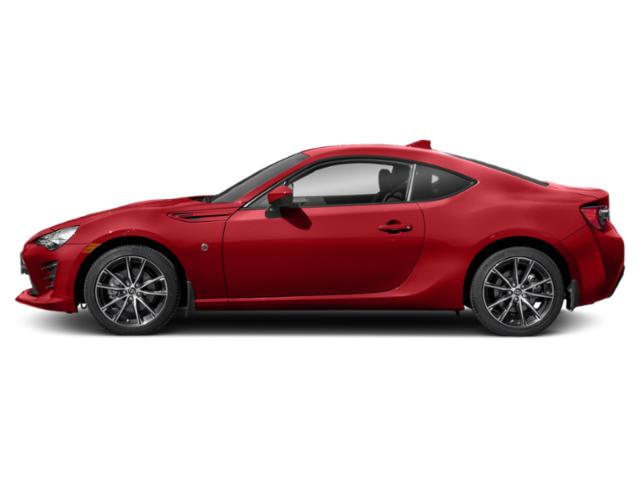 Ablaze 2018 Toyota 86 Pictures 86 Manual photos side view
