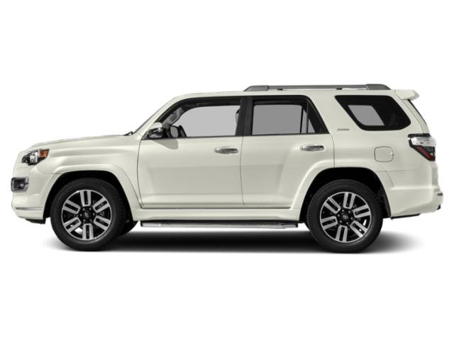 Blizzard Pearl 2018 Toyota 4Runner Pictures 4Runner Utility 4D Limited 4WD V6 photos side view