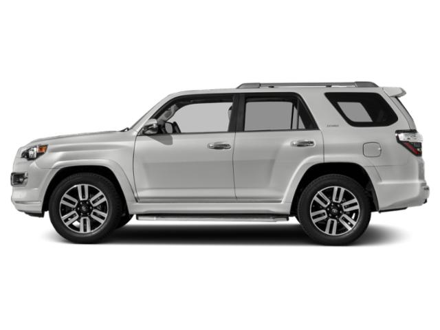 Classic Silver Metallic 2018 Toyota 4Runner Pictures 4Runner Utility 4D Limited 4WD V6 photos side view