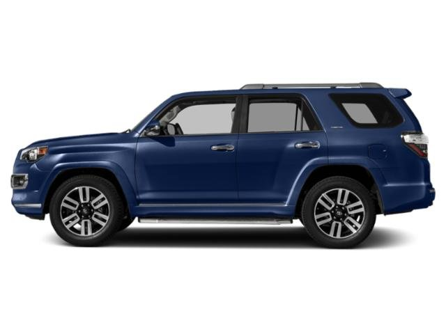 Nautical Blue Metallic 2018 Toyota 4Runner Pictures 4Runner Utility 4D Limited 4WD V6 photos side view
