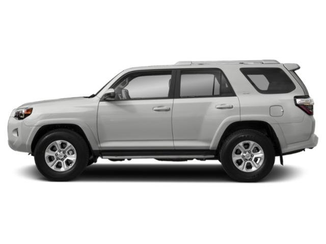 Classic Silver Metallic 2018 Toyota 4Runner Pictures 4Runner Utility 4D SR5 4WD V6 photos side view