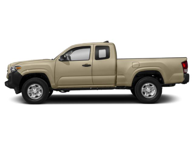 Quicksand 2018 Toyota Tacoma Pictures Tacoma SR5 Extended Cab 2WD I4 photos side view