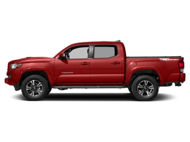 Inferno 2018 Toyota Tacoma Pictures Tacoma TRD Sport Crew Cab 2WD V6 photos side view