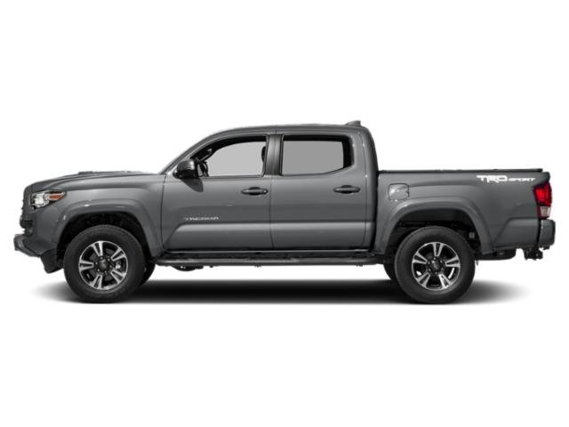 Cement 2018 Toyota Tacoma Pictures Tacoma TRD Sport Crew Cab 2WD V6 photos side view