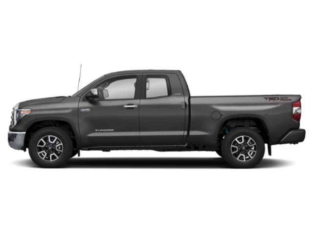 Magnetic Gray Metallic 2018 Toyota Tundra 2WD Pictures Tundra 2WD Limited Double Cab 2WD photos side view