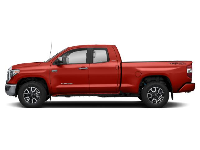Inferno 2018 Toyota Tundra 2WD Pictures Tundra 2WD Limited Double Cab 2WD photos side view