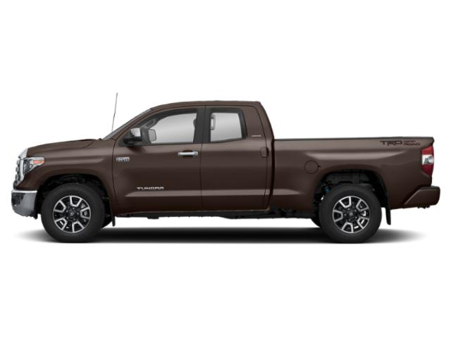 Smoked Mesquite 2018 Toyota Tundra 2WD Pictures Tundra 2WD Limited Double Cab 2WD photos side view