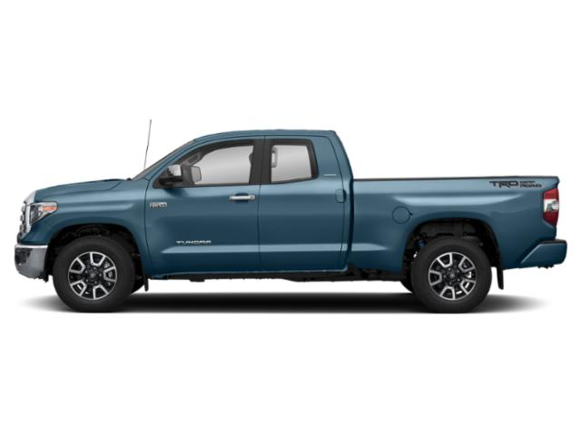 Cavalry Blue 2018 Toyota Tundra 2WD Pictures Tundra 2WD Limited Double Cab 2WD photos side view