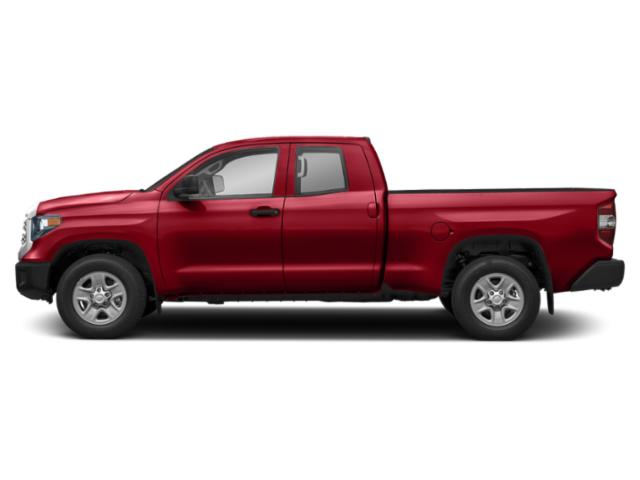 Barcelona Red Metallic 2018 Toyota Tundra 4WD Pictures Tundra 4WD SR5 Double Cab 4WD photos side view