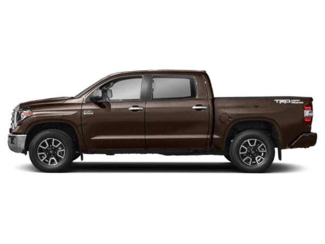 Smoked Mesquite 2018 Toyota Tundra 4WD Pictures Tundra 4WD 1794 Edition CrewMax 4WD photos side view