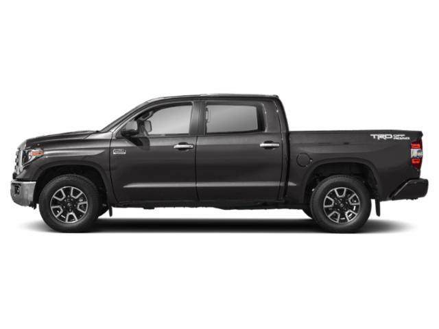 Magnetic Gray Metallic 2018 Toyota Tundra 4WD Pictures Tundra 4WD 1794 Edition CrewMax 4WD photos side view