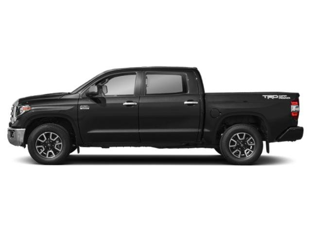 Midnight Black Metallic 2018 Toyota Tundra 4WD Pictures Tundra 4WD 1794 Edition CrewMax 4WD photos side view