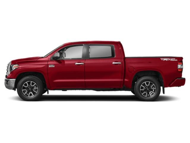 Barcelona Red Metallic 2018 Toyota Tundra 4WD Pictures Tundra 4WD 1794 Edition CrewMax 4WD photos side view