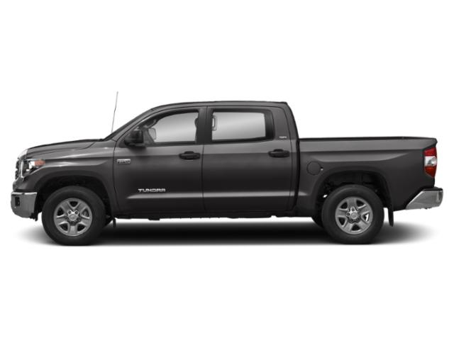Magnetic Gray Metallic 2018 Toyota Tundra 4WD Pictures Tundra 4WD SR5 CrewMax 4WD photos side view