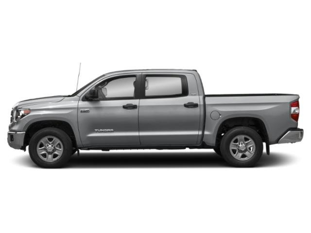 Cement 2018 Toyota Tundra 4WD Pictures Tundra 4WD SR5 CrewMax 4WD photos side view