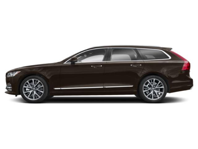 Maple Brown Metallic 2018 Volvo V90 Pictures V90 T6 AWD Inscription photos side view