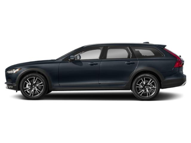 Denim Blue Metallic 2018 Volvo V90 Cross Country Pictures V90 Cross Country Wagon 4D T5 AWD I4 Turbo photos side view