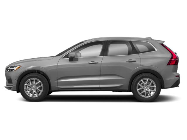 Electric Silver Metallic 2018 Volvo XC60 Pictures XC60 T6 AWD Inscription photos side view