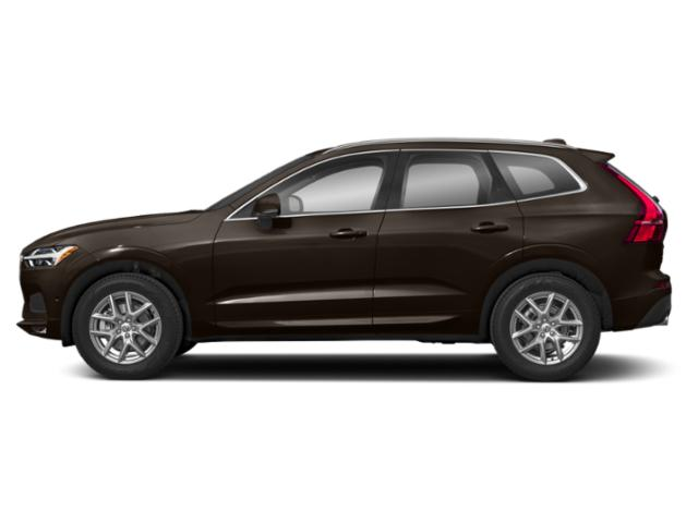 Maple Brown Metallic 2018 Volvo XC60 Pictures XC60 T6 AWD Inscription photos side view