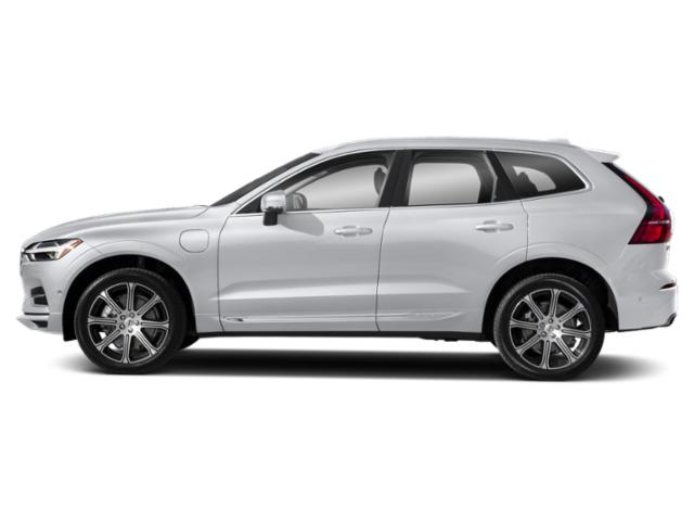 Ice White 2018 Volvo XC60 Pictures XC60 Utility 4D T8 Inscription AWD photos side view