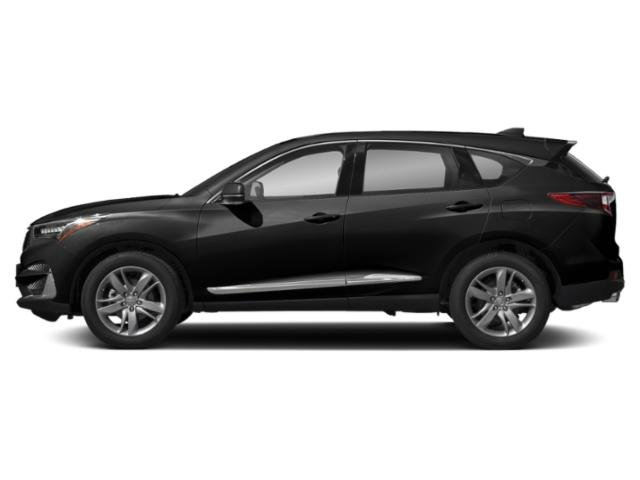 Majestic Black Pearl 2019 Acura RDX Pictures RDX AWD w/Advance Pkg photos side view