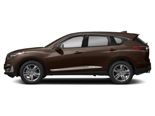Canyon Bronze Metallic 2019 Acura RDX Pictures RDX AWD w/Advance Pkg photos side view