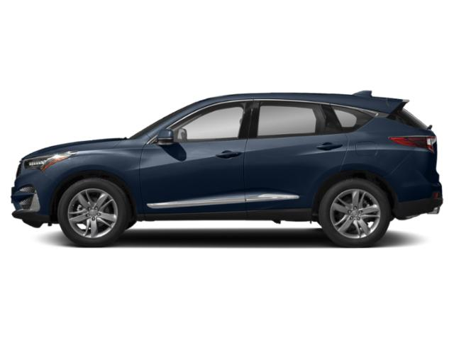 Fathom Blue Pearl 2019 Acura RDX Pictures RDX AWD w/Advance Pkg photos side view