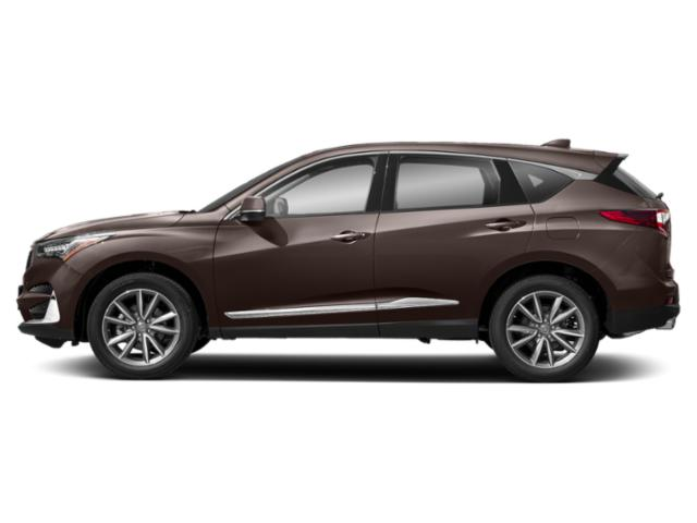 Canyon Bronze Metallic 2019 Acura RDX Pictures RDX FWD w/Technology Pkg photos side view