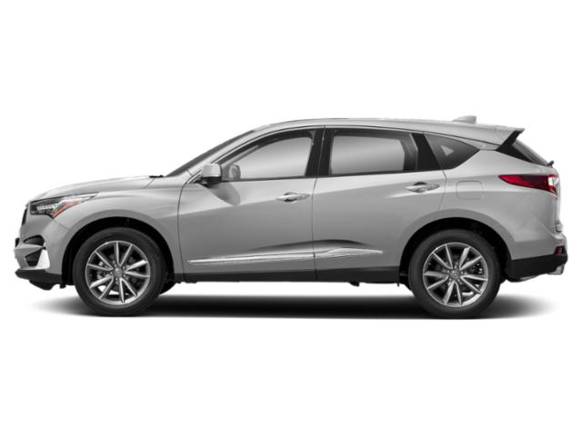 Lunar Silver Metallic 2019 Acura RDX Pictures RDX FWD w/Technology Pkg photos side view