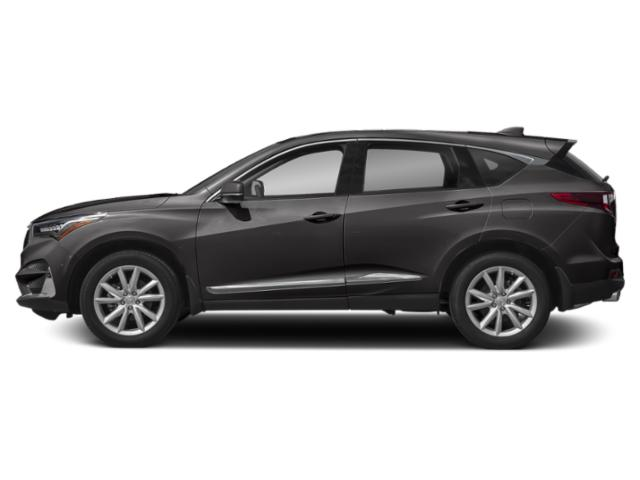 Modern Steel Metallic 2019 Acura RDX Pictures RDX FWD photos side view