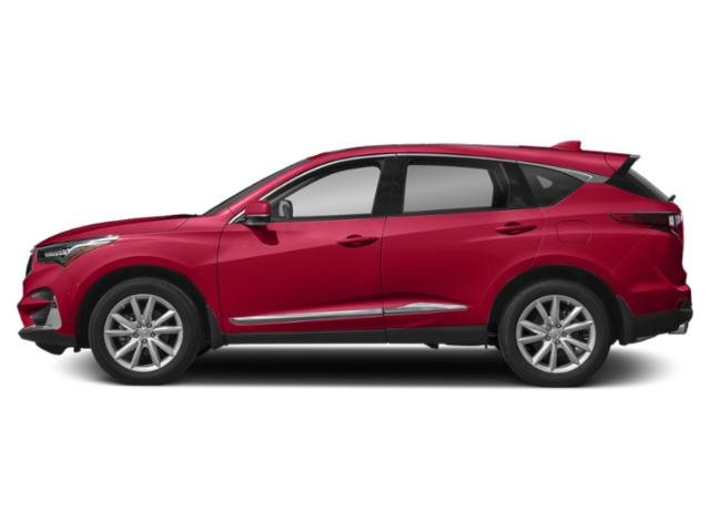 Performance Red Pearl 2019 Acura RDX Pictures RDX FWD photos side view