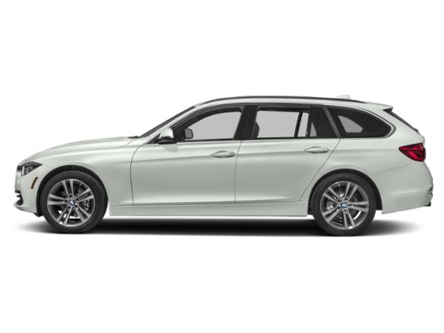 Alpine White 2019 BMW 3 Series Pictures 3 Series 330i xDrive Sports Wagon photos side view