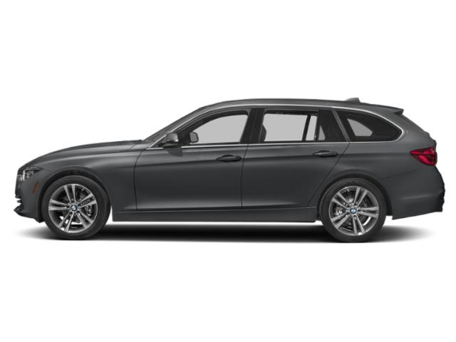 Mineral Gray Metallic 2019 BMW 3 Series Pictures 3 Series 330i xDrive Sports Wagon photos side view