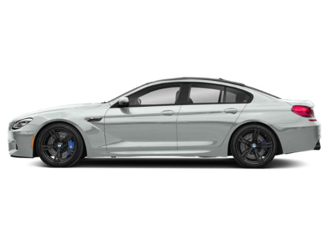 Silverstone Metallic 2019 BMW M6 Pictures M6 Gran Coupe photos side view