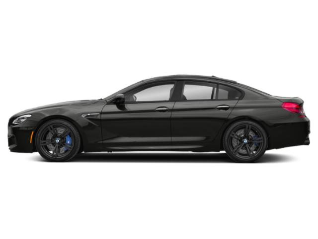 Citrin Black Metallic 2019 BMW M6 Pictures M6 Gran Coupe photos side view