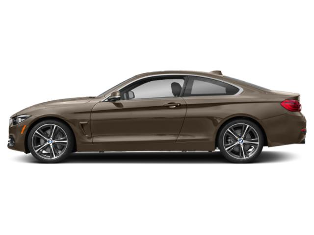 Champagne Quartz Metallic 2019 BMW 4 Series Pictures 4 Series 440i Convertible photos side view