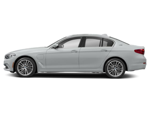 Glacier Silver Metallic 2019 BMW 5 Series Pictures 5 Series 530e xDrive iPerformance Plug-In Hybrid photos side view