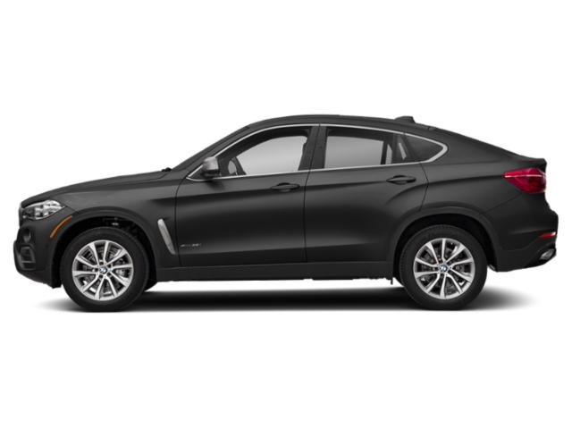 Dark Graphite Metallic 2019 BMW X6 Pictures X6 xDrive35i Sports Activity Coupe photos side view