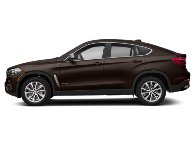 Dark Olive Metallic 2019 BMW X6 Pictures X6 xDrive35i Sports Activity Coupe photos side view