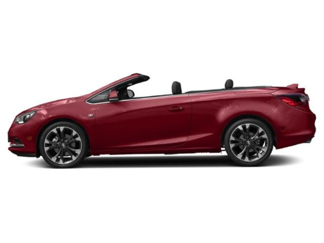Rioja Red Metallic 2019 Buick Cascada Pictures Cascada 2dr Conv Premium photos side view
