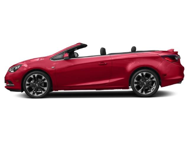 Sport Red 2019 Buick Cascada Pictures Cascada 2dr Conv Sport Touring photos side view