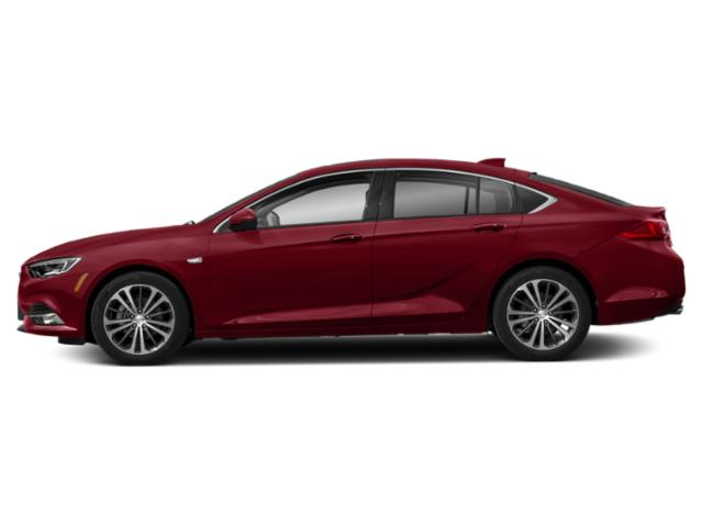 Rioja Red Metallic 2019 Buick Regal Sportback Pictures Regal Sportback 4dr Sdn Essence AWD photos side view