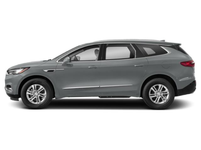 Satin Steel Metallic 2019 Buick Enclave Pictures Enclave AWD 4dr Essence photos side view