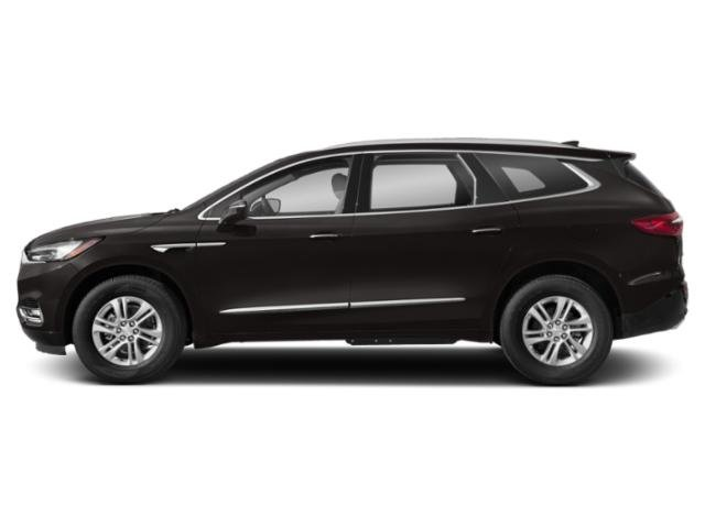 Ebony Twilight Metallic 2019 Buick Enclave Pictures Enclave AWD 4dr Essence photos side view