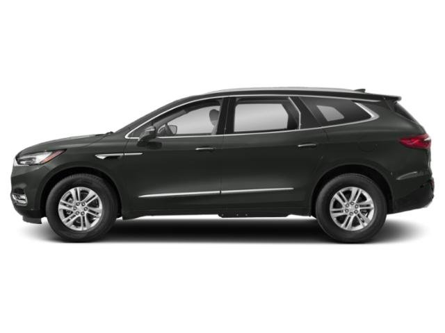 Dark Slate Metallic 2019 Buick Enclave Pictures Enclave AWD 4dr Essence photos side view