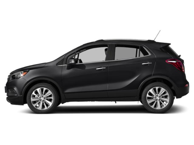 Ebony Twilight Metallic 2019 Buick Encore Pictures Encore FWD 4dr Sport Touring photos side view