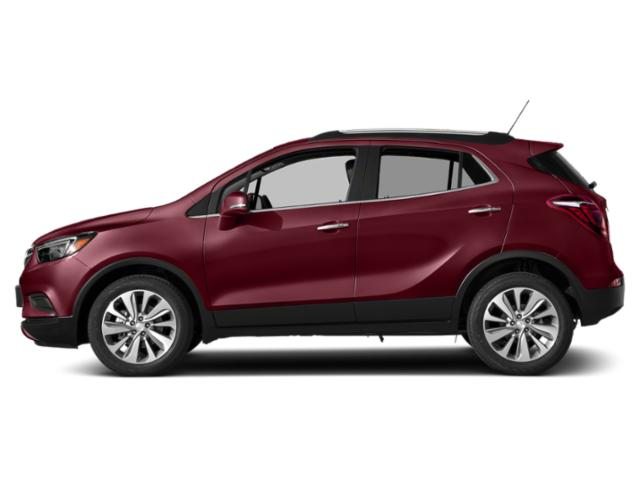 Winterberry Red Metallic 2019 Buick Encore Pictures Encore FWD 4dr Sport Touring photos side view