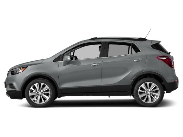 Satin Steel Metallic 2019 Buick Encore Pictures Encore FWD 4dr Sport Touring photos side view